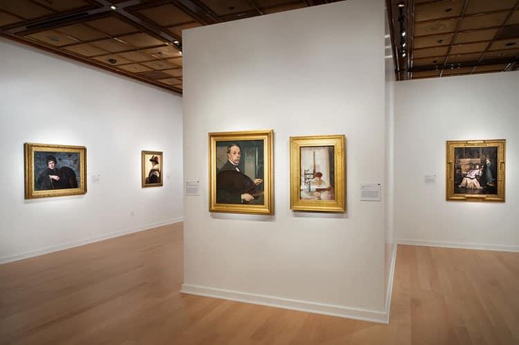 The Bellagio Gallery of Fine Art