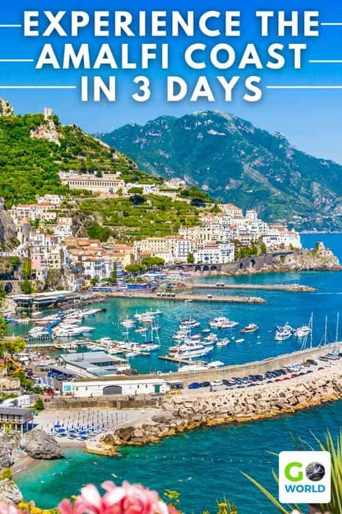 Planning a trip to the Amalfi Coast? Here is a complete 3-day guide to Positano, Amalfi & Ravello. Explore the best beaches, festivals, cathedrals and cuisine.