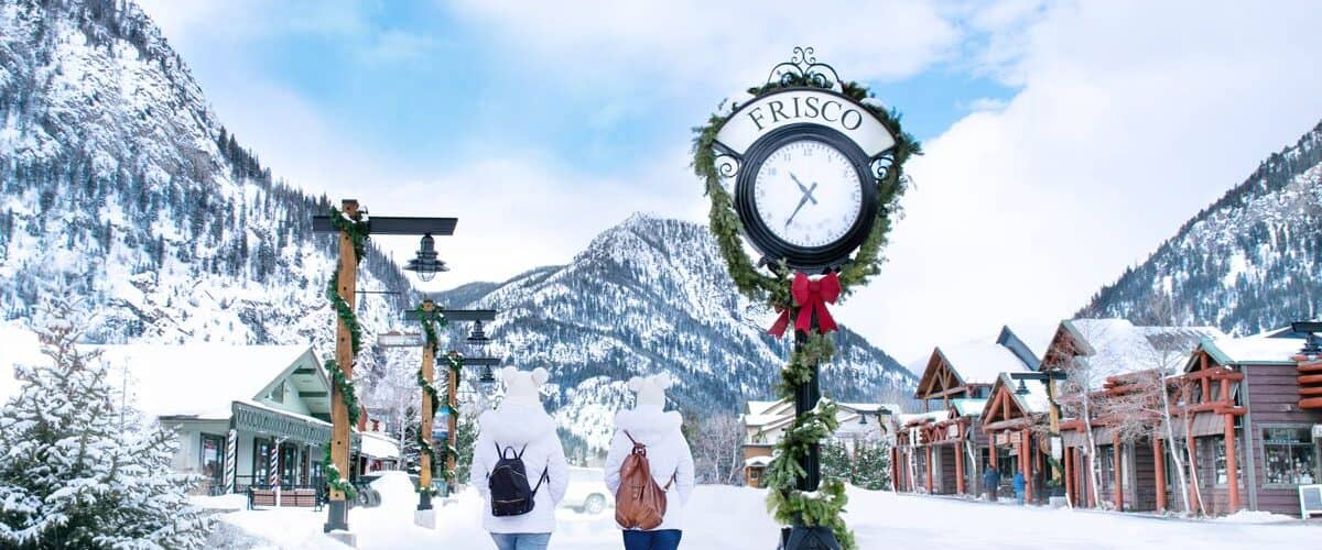 Family fun in Frisco, Colorado