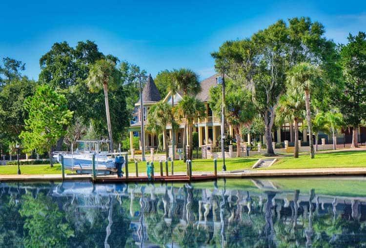 Tarpon Springs in Florida