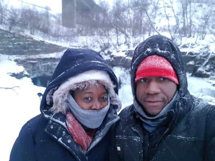 A winter visit to Abisko, Sweden