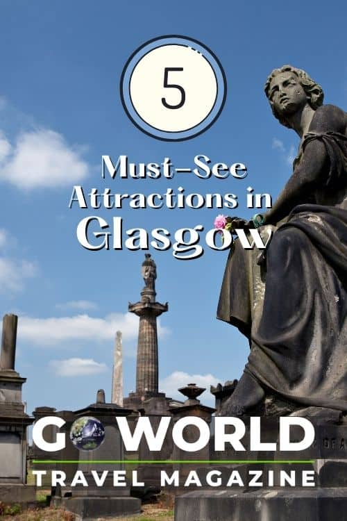 Glasgow, Scotland: Are you ready to visit a city in Scotland with a rich sports scene, history and science museums and stunning cathedrals? Check out these top five places in Glasgow.