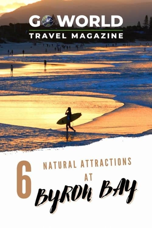 Byron Bay, Australia: Are you ready to see some amazing beaches and waterfalls? Check out Byron Bay and these six natural attractions
