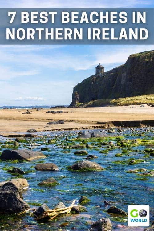 Beaches in Northern Ireland: Wondering where to find the best beaches in Northern Ireland? Our local expert names the top beaches and why you should visit them.  #northernireland #beaches #wanderlust #travel