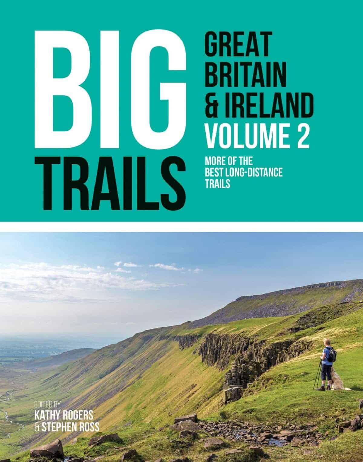 Big Trails Great Britain Ireland Volume