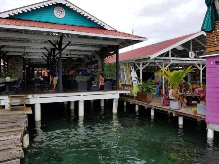 Bocas Town. Photo by Angie Falor