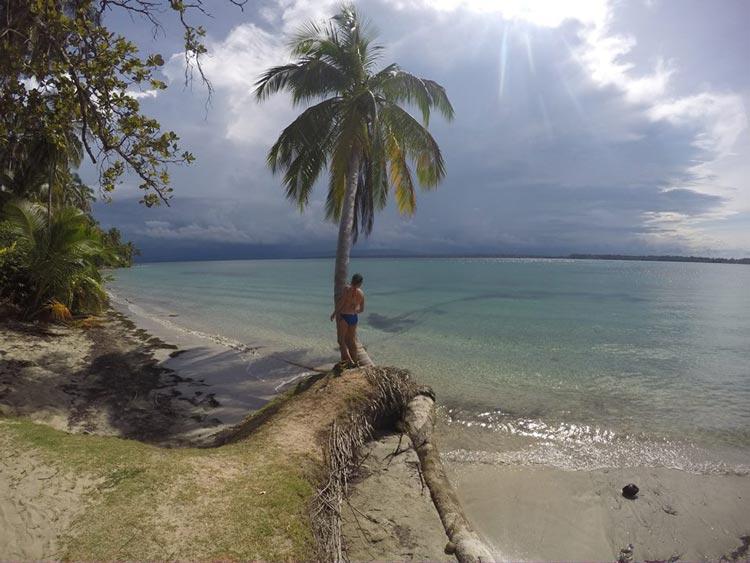 Starfish Beach in Bocas del Toro. Photo by Angie Falor