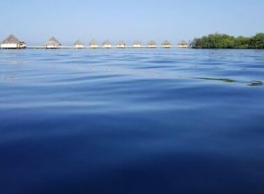 Overwater Villas in Bocas del Toro, Panama. CC Image by Dan Nevill