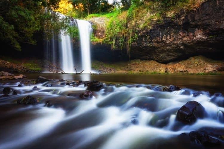 Killen Falls in Australia