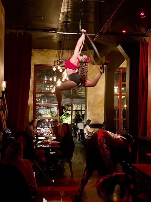 Casa del Toro for Cinco de Mayo entertainment and cuisine. Photo courtesy of Casa del Toro