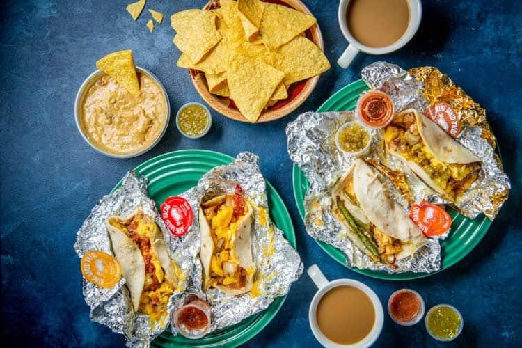 King David Tacos. Photo courtesy of King David Tacos