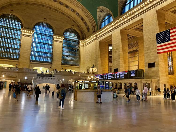 Grand Central Station New York City Tour