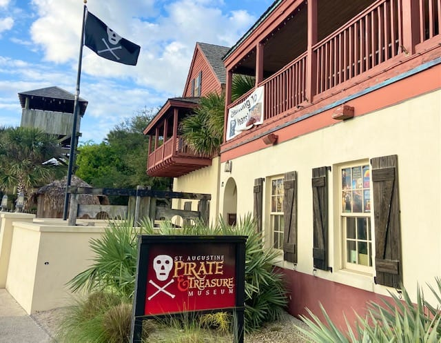 Pirate and Treasure Museum St. Augustine Florida