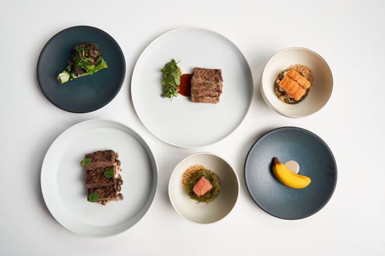 Jungsik, modern Korean cuisine in New York. Courtesy of Dan Ahn