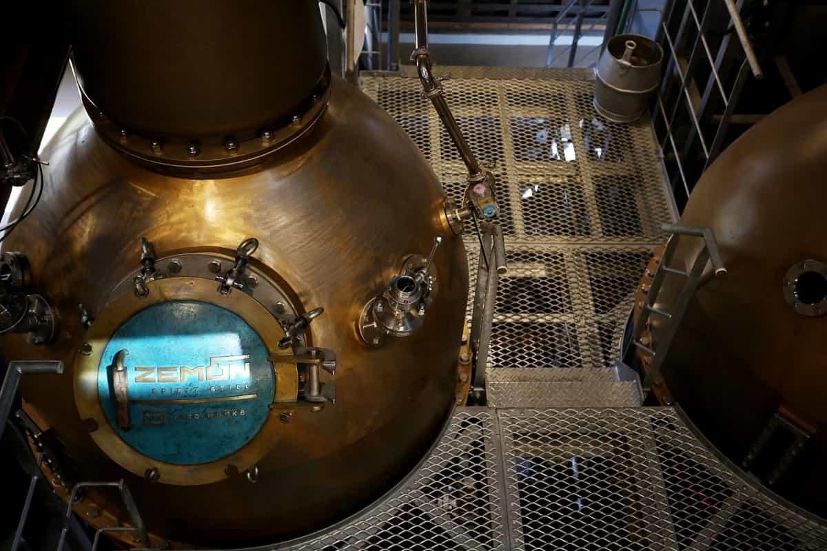 Japanese Whiskey: Saburomaru Distillery in Toyama