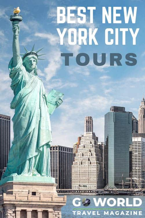 It's time to get out and see NYC with these top New York City Tours. Explore the city by helicopter, virtually, on Broadway and more. #bestnyctours #BestNewYorkCityTours #Toptoursofnewyorkcity #NYCTours