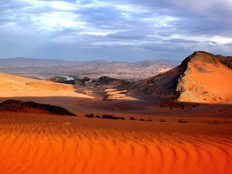 Namibia's Skeleton Coast Desert