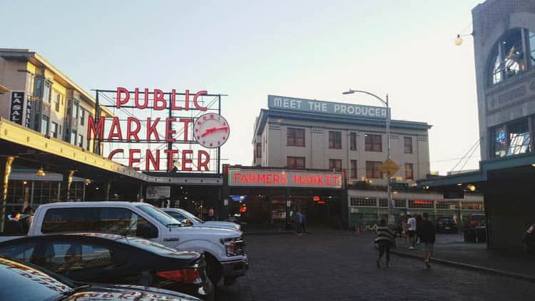 No visit to Seattle is complete until you stop at Pike Place Market, one of Seattle's top tourist attractions.