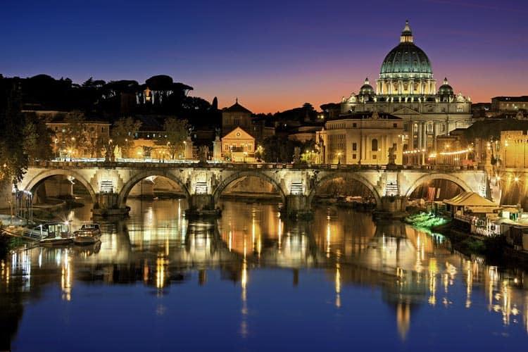 Saint Peter's Basilica in Rome