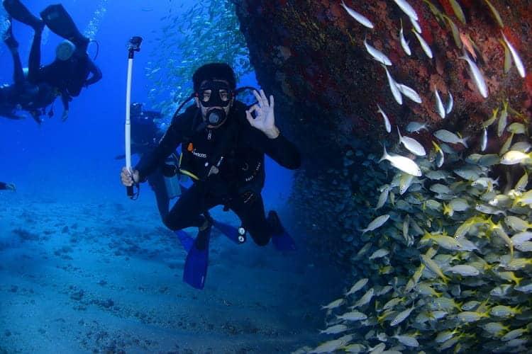 Scuba Diving in Balkans