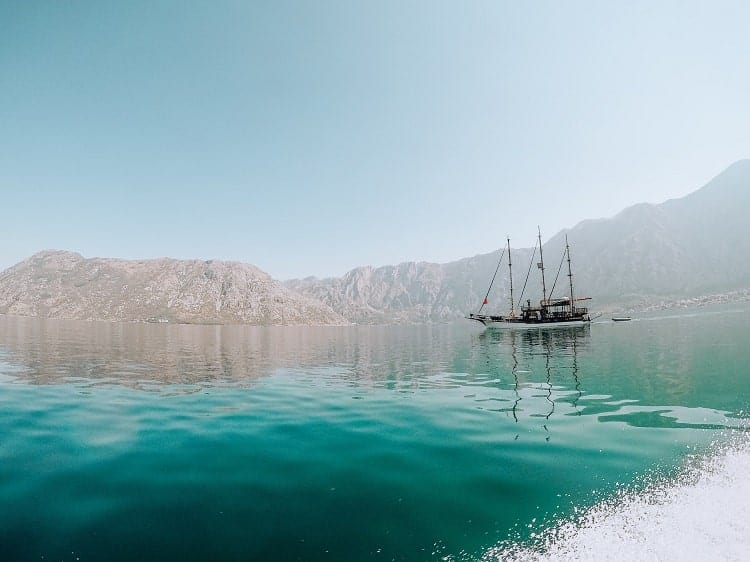 The eye-soothing beauty of Montenegro's Bay of Kotor