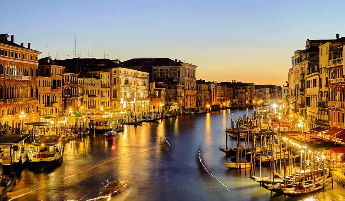 Great Food, Wine and Friends in Italy: A Little Bit of Venice