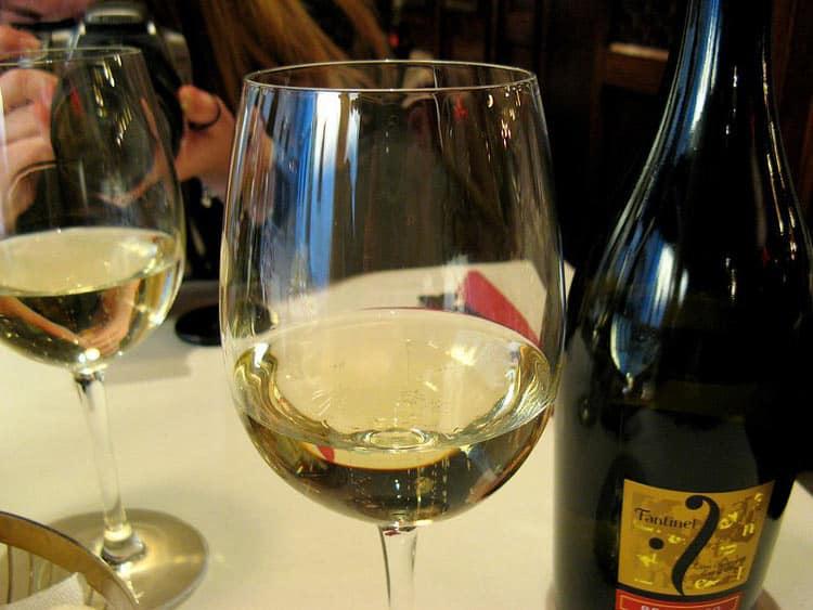Wine in Venice. CC Image by Anna Fox
