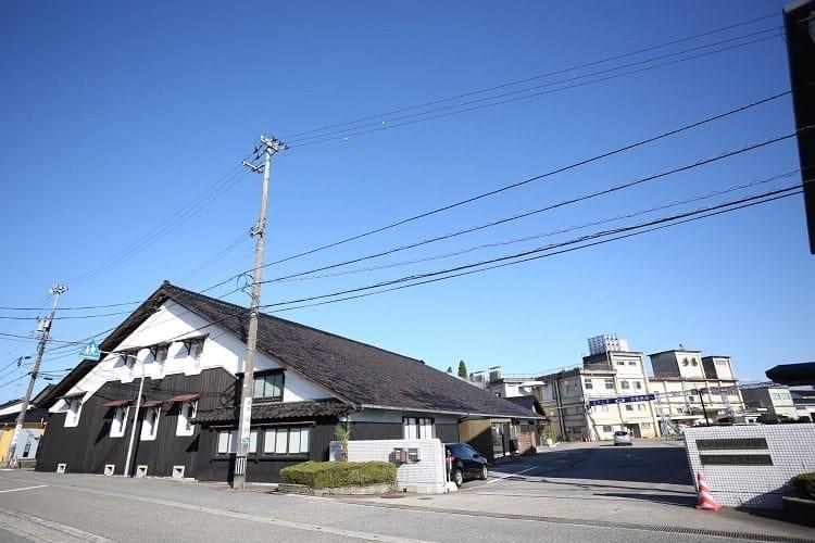 Wakatsuru Shuzo. Photo by Yoshiyasu Shiba