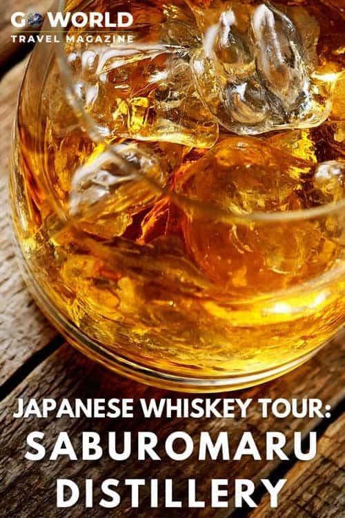 Whiskey tradition and celebration runs deep at Saburomaru, the only distillery in the Hokuriku Region of Japan.