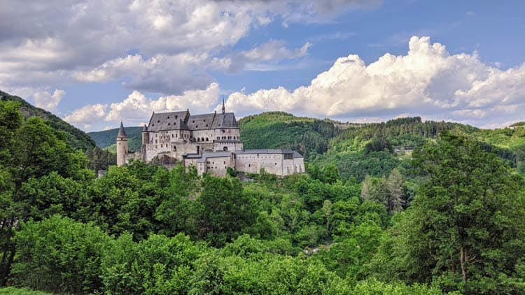 Castles in Luxembourg
