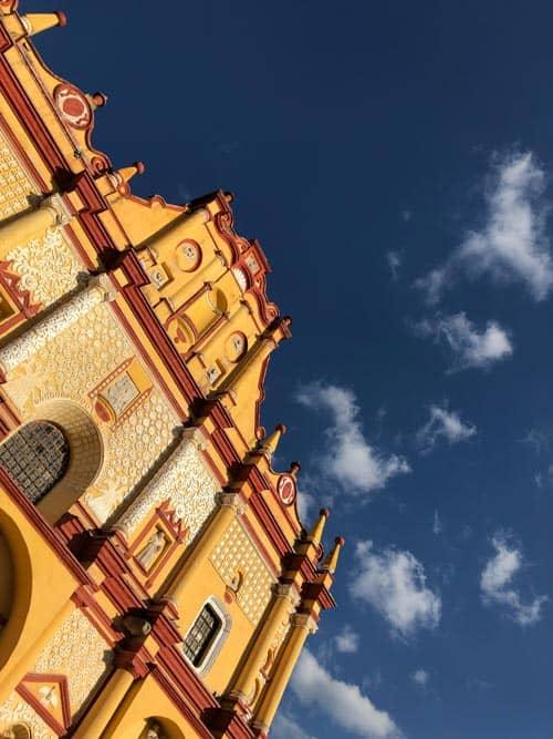 Terminal de Corto Recorrido in San Cristobal, Chiapas