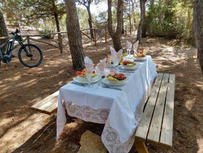 Sardinia picnic