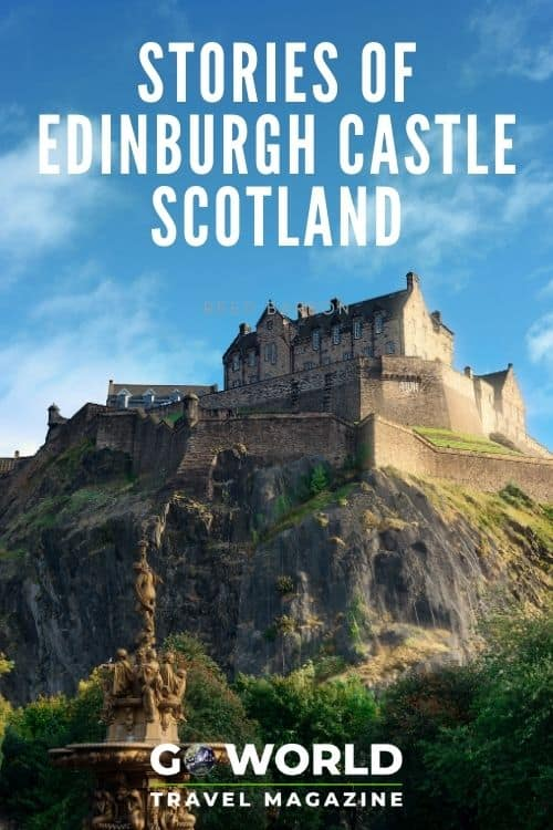 Edinburgh Castle is the most iconic and visited attraction in Scotland. A local expert shares some of its rich folklore and history.