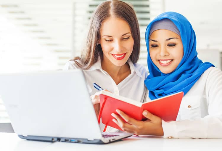 Teach English to people from around the world
