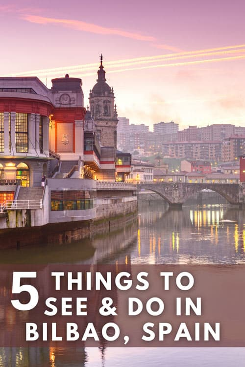 The port of Bilbao is the capital of the Spanish Basque Country, a place with its own distinctive traditions and flavors. Here are the top five things to see and do on your trip to the northern coast of Spain.