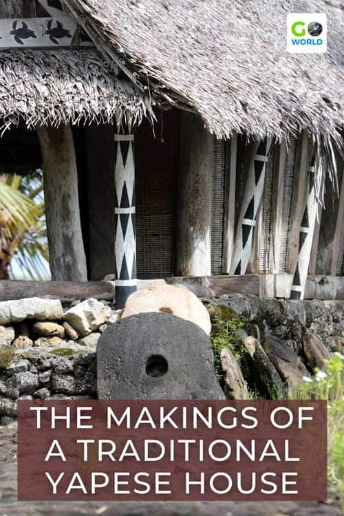 Explore the remote island of Yap in Micronesia and see how traditional practices still thrive in all aspects of life, including building homes from natural materials.