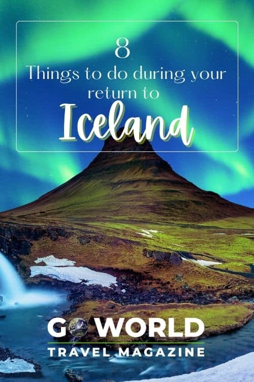 Iceland: Are you ready to finally get back to traveling after months of COVID-19 restrictions? Well, you're in luck, Iceland is open to vaccinated travelers.