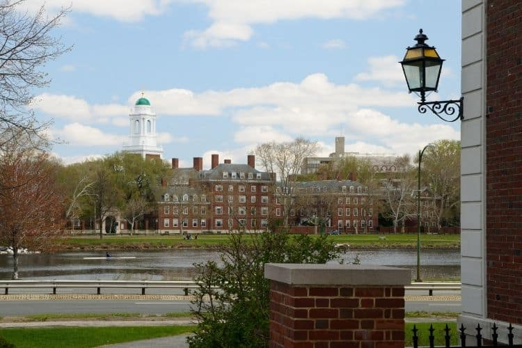 A Visit to Harvard University is one of the top things to do in Cambridge, MA