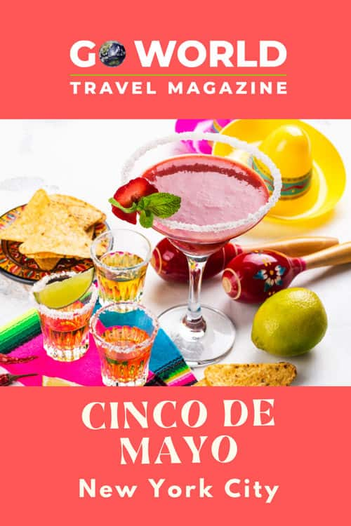 Cinco de Mayo: Even though Cinco de May isn't celebrated in Mexico, it has become entwined with culture in America. Check out these restaurants for your Cinco de Mayo celebration.