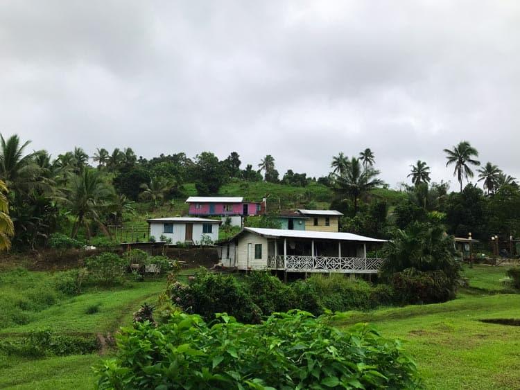 Fiji's Ra Province on Viti Levu