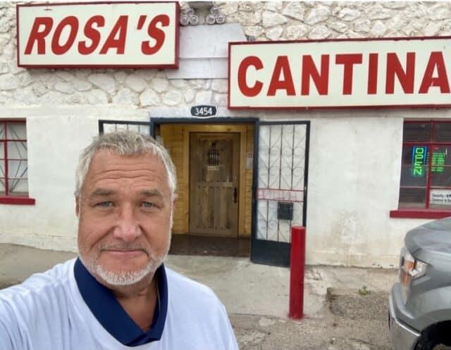 Rosa's Cantina El Paso Texas