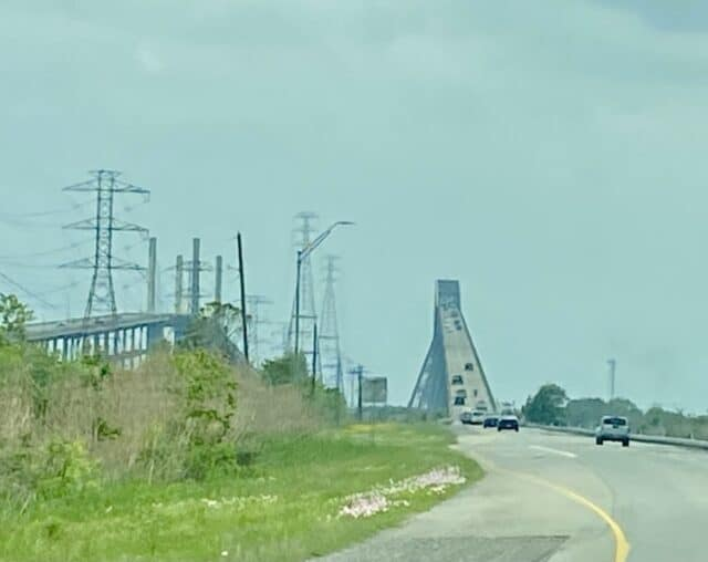 East Texas bridge