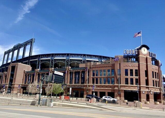 Colorado Rockies Ballpark