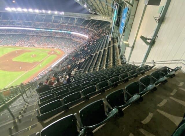 Houston Astros ballpark