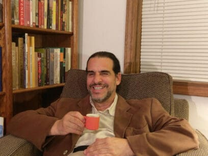Author Robert Damien Santagata