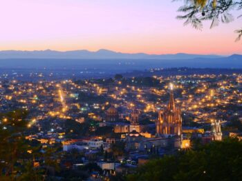 San Miguel de Allende. CC Image by Justin Vidamo