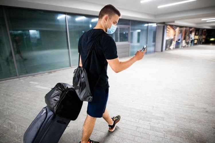 Travel with CBD during COVID