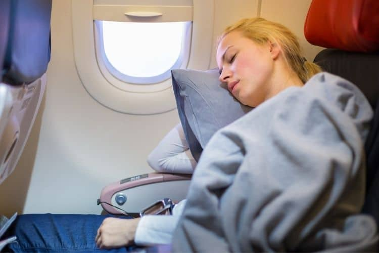 Travel with CBD to promote sleep