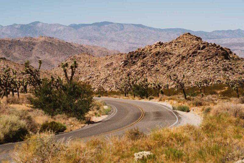 How to plan a road trip in California