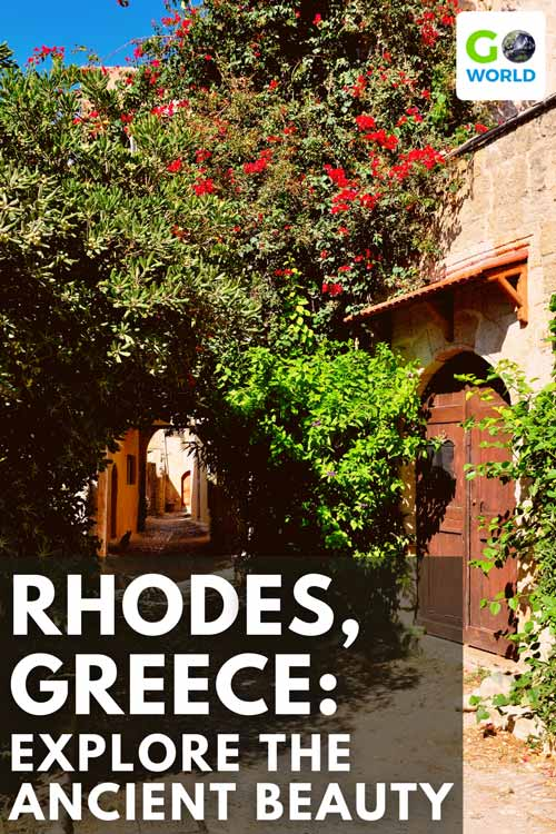 The largest of Greece's Dodecanese islands, Rhodes, has it all. From historic culture to miles of scenic beauty, there is endless island fun. Here's what to see and do in Rhodes.